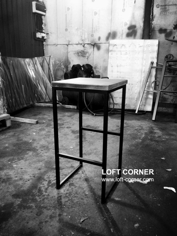 Барный стул, мебель лофт, производство мебели, барная мебель, барная стойка, мебель для ресторанов,
