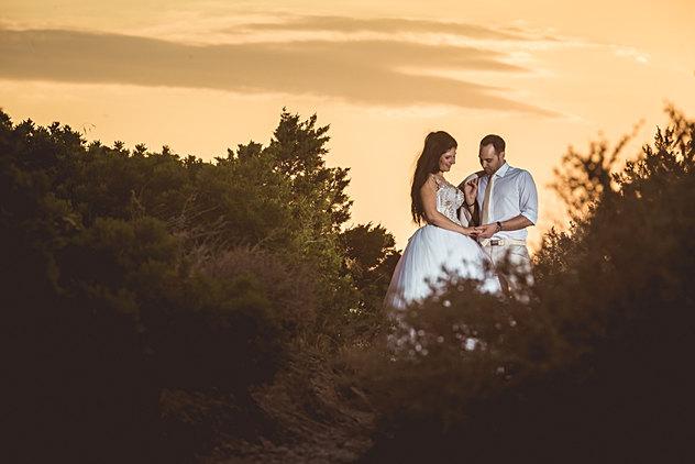Destination Wedding in the Greek Forest