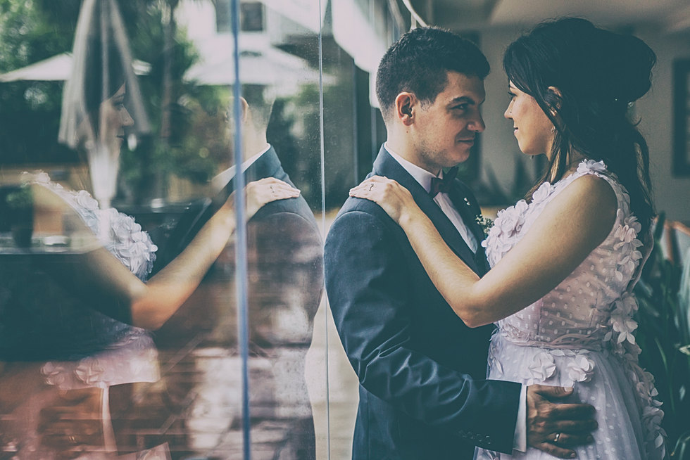 Elegant weddings in Greece