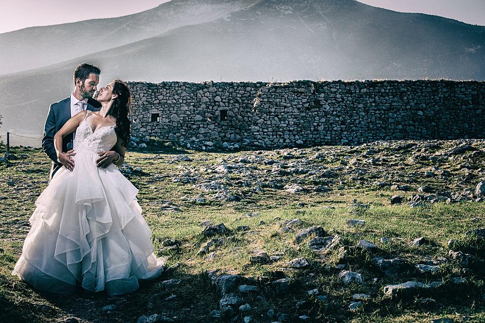 Greek Mountains Wedding
