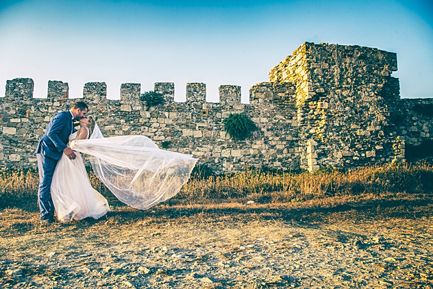 Methoni Castle Wedding