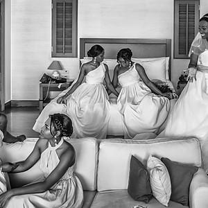 Grand Resort Lagonisi, Nigerian Wedding