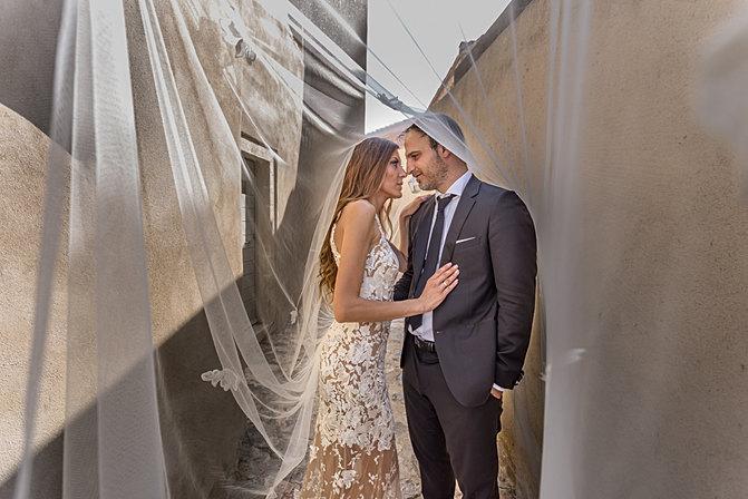 Monemvasia Castle Destination Wedding
