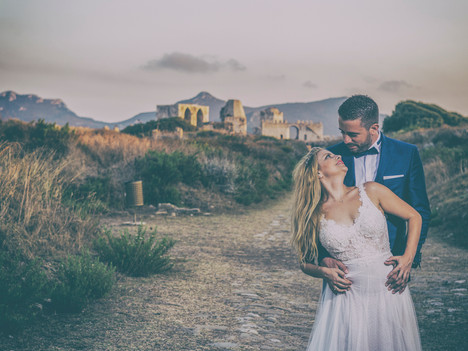 Destination Wedding in Methoni