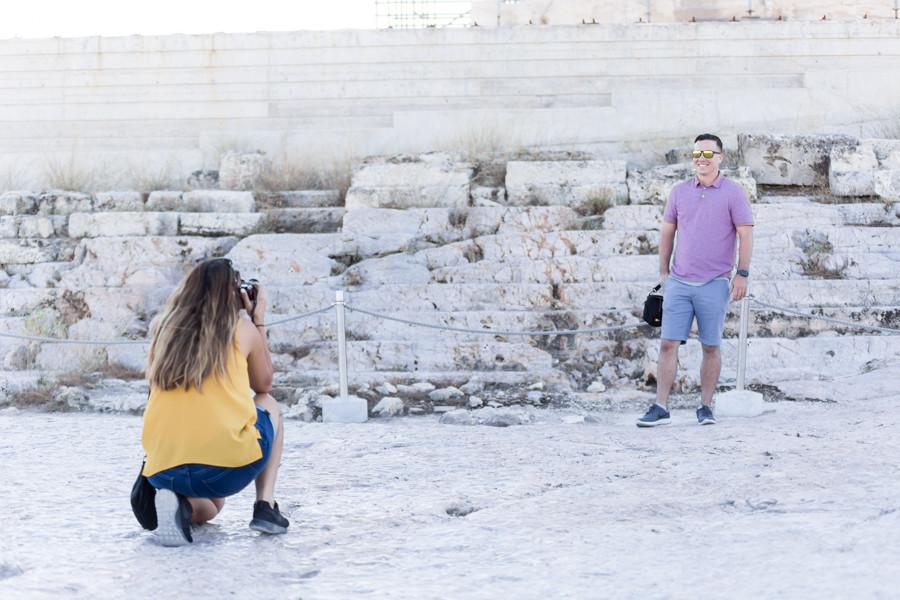 Alyssa and Tyler Secret Proposal