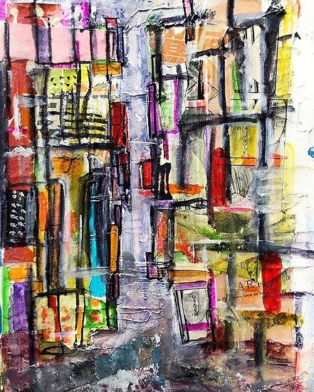 """Tokyo Alley"""