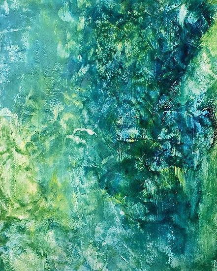 """""""Immortal Vibrations of Green"""""""