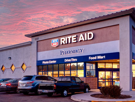 Albertsons grabs Rite Aid and how Kimco Realty is poised to be a Beneficiary.