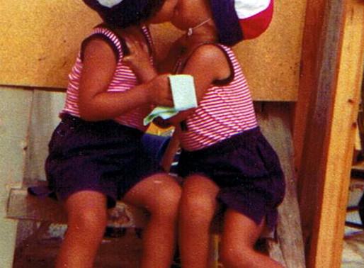 Happy Birthday to My beautiful sisters :)