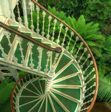 Beautiful Stairs…