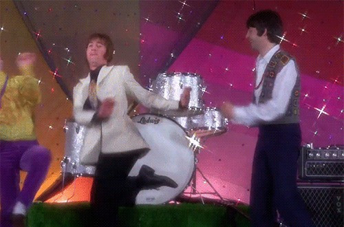 Ballet with the Beatles!!!