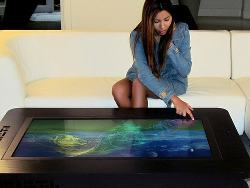 The ultimate coffee table!