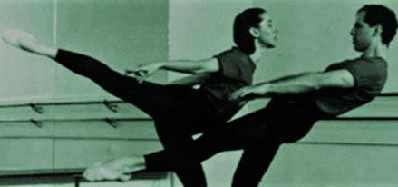 Announcing: Virtual ballet barre class online with Mané and Roger!