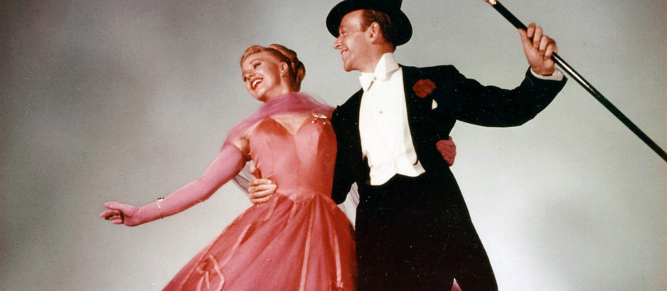 Tonight, Tuesday, January 5, Ballet with 1930s Movie Musicals! Happy 2021!
