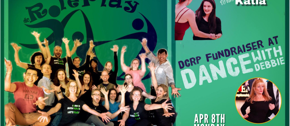DC RolePlay Fundraiser at Dance with Debbie!
