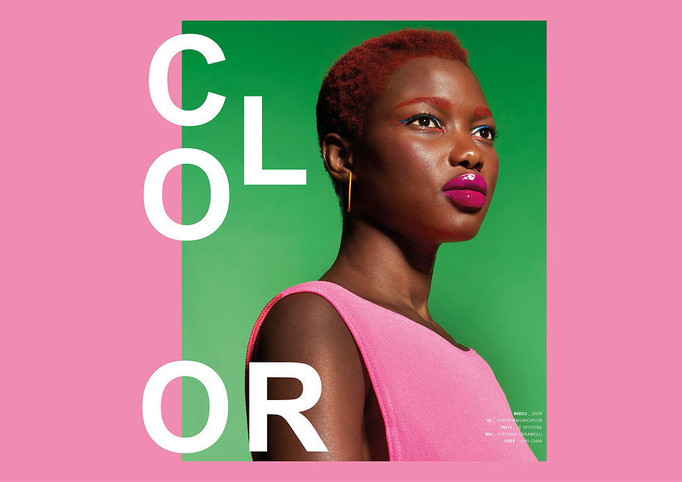 Colors Editorial
