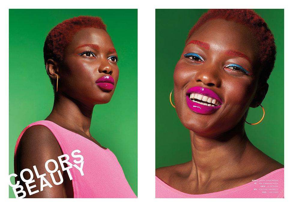 Colors Editorial