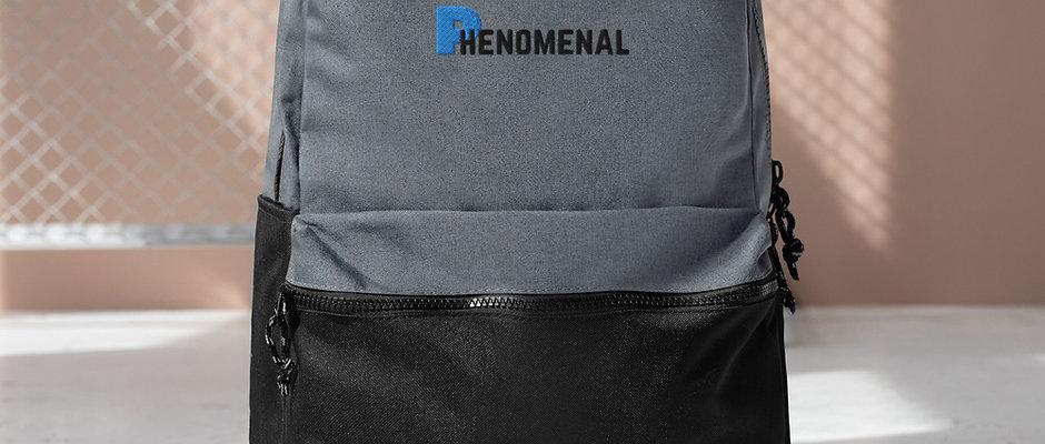 Phenomenal X Champion Back Bag