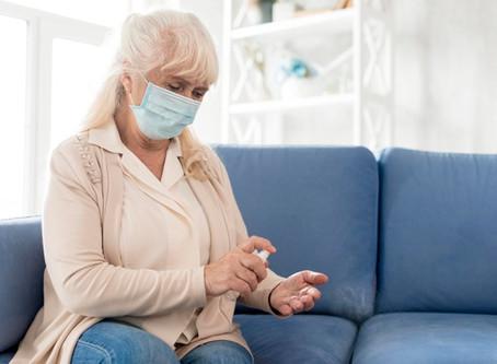 5 cuidados para a reinserção do idoso em atividades interrompidas na pandemia
