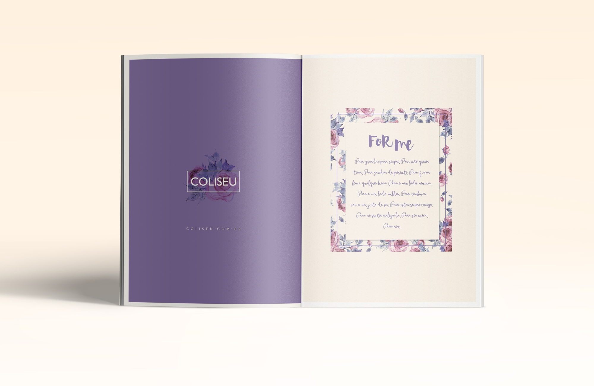 COLISEU FOR ME