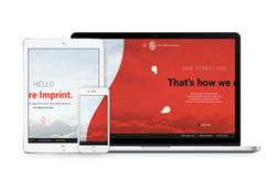 IMPRINT MARKETING GROUP WEBSITE INTE
