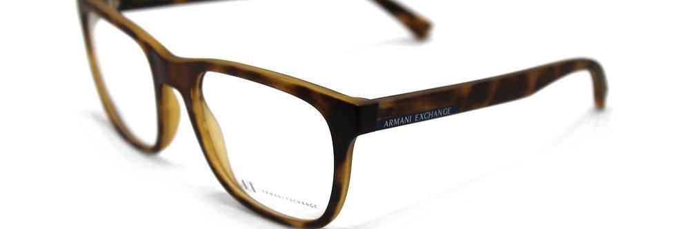 Óculos de Grau Armani Exchange 3056L - Cartan Óptica