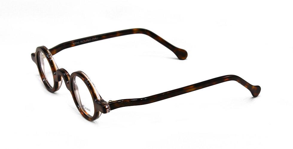 Óculos de Grau Havanas Mini Round - Cartan Óptica