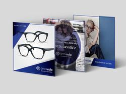 Óptica Visão - Brand Identity