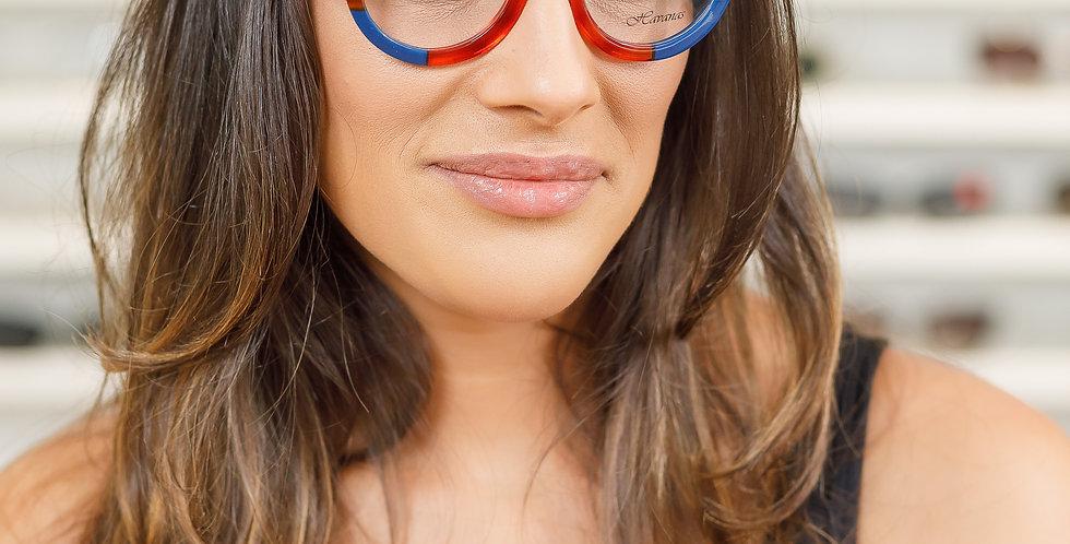 Óculos de Grau Havanas 1113