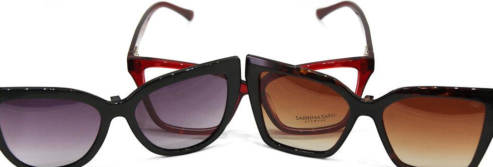 Óculos de Grau Sabrina Sato 137 - Cartan Óptica