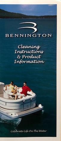 Bennington Cleaning Brochure