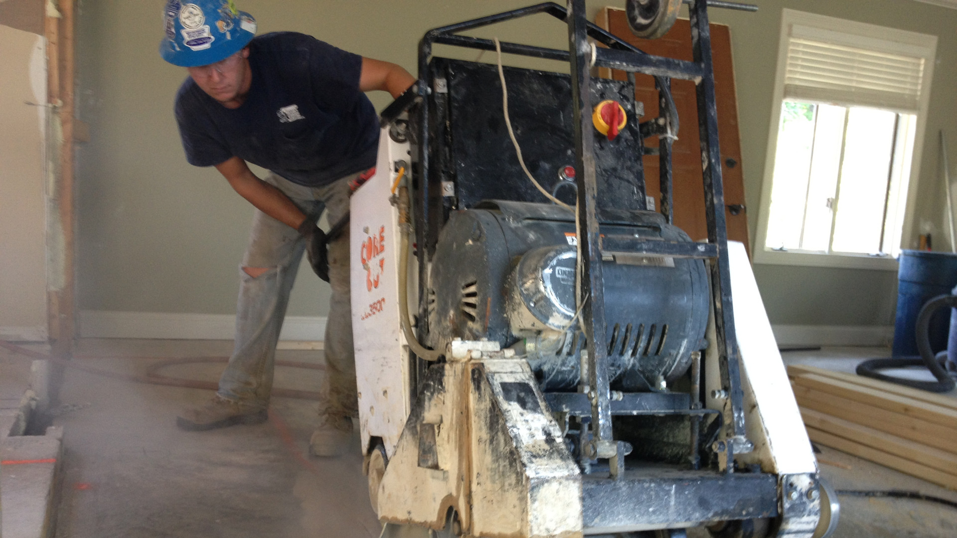 KandH Concrete Sawing