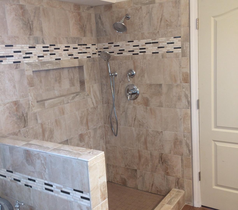 Bathroom Remodel 1 by EB Companies