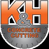 K&H Concrete Logo