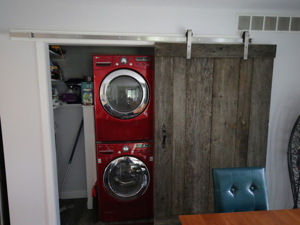 Laundry Room Remodel by EB Companies