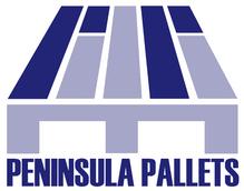 Peninsula Pallets Logo