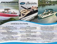 Boater's Choice Brochure Inside
