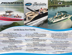 Boater's Choice Brochure Inside