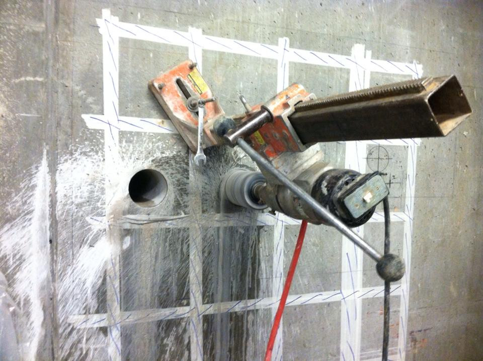 KandH Concrete Core Drilling