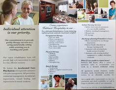 Hubbard Hill Retirement Brochure Interior