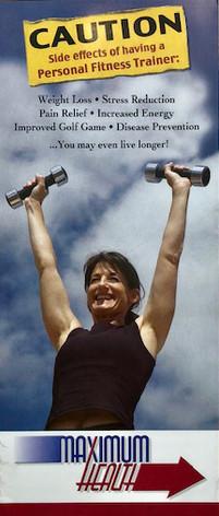 Maximum Health Brochure