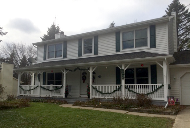 Siding Remodel by EB Companies