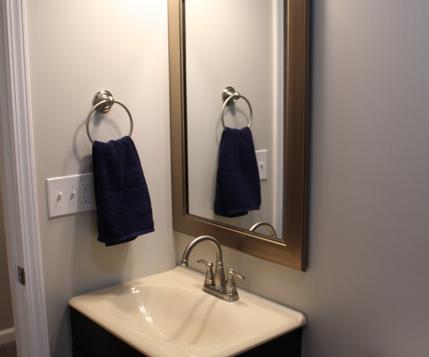 Bathroom Remodel 4 by EB Companies