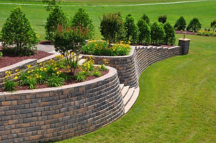 Retaining Wall in Lansing, MI