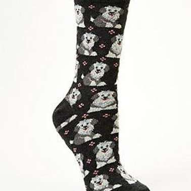 HOT SOX SHEEP DOG WOMEN'S CREW