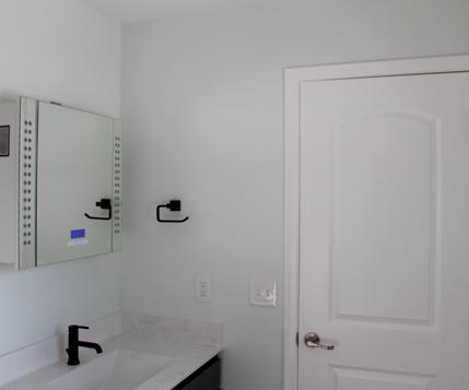 Bathroom Remodel 3 by EB Companies