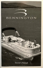Bennington Marine Owners Manual