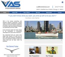 Vitullo Advisory Services Website