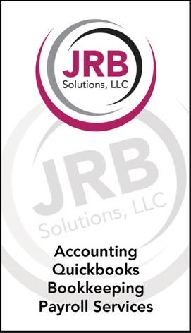 JRB Solutions Business Card Back