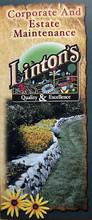 Linton's Enchanted Gardens Brochure Cover